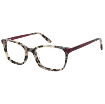 Pure Color Glam Eyeglasses