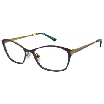 Pure Color Posh Eyeglasses