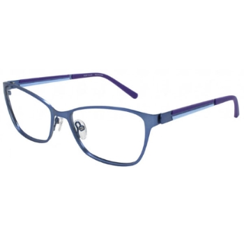 Pure Color Reckless Eyeglasses