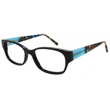 Pure Color Seductive Eyeglasses