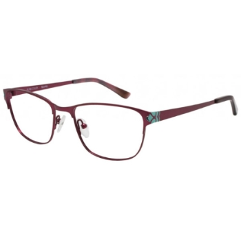Pure Color Spunky Eyeglasses