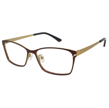 Pure Color Swanky Eyeglasses