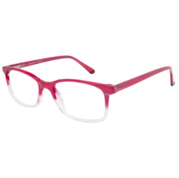 Pure Color Trendy Eyeglasses