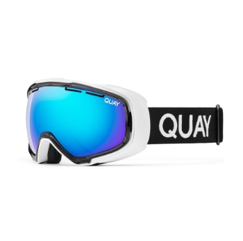 Quay Australia White Out Goggles