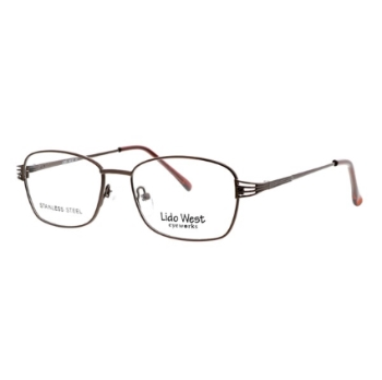 Lido West Eyeworks Radar Eyeglasses