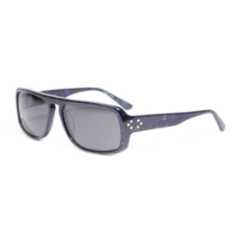 Converse Black Canvas Reinvented Sunglasses