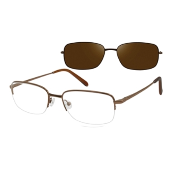 Revolution w/Magnetic Clip Ons Marshall w/Magnetic Clip-On Eyeglasses