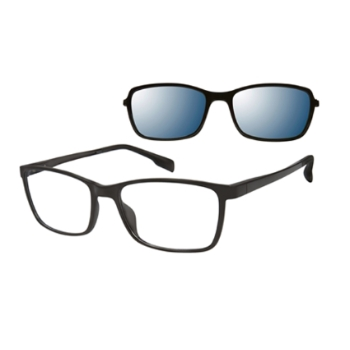 Revolution w/Magnetic Clip Ons Mesa w/Magnetic Clip-On Eyeglasses