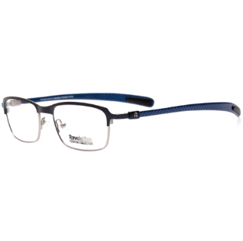 Revolution w/Magnetic Clip Ons RCF203 w/Magnetic Clip-on Eyeglasses