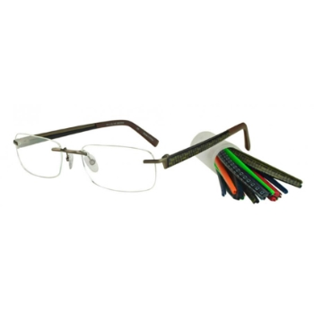 Bulova Interchangeables Vindenis Eyeglasses