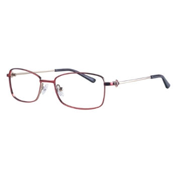 Bulova Twist Titanium Oaklawn Eyeglasses