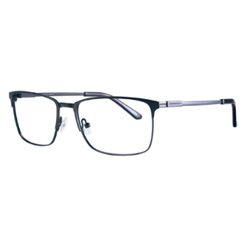 Bulova Twist Titanium Preston Eyeglasses
