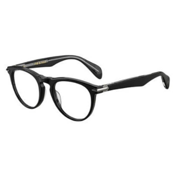 Rag & Bone Rnb 7003 Eyeglasses
