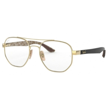 8b0324ef40e8 Mens Blue Ray-Ban Custom Clip-On Eligible Eyeglasses