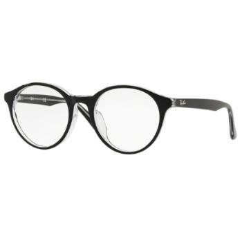 a315f45b764 Mens Blue Ray-Ban Custom Clip-On Eligible Eyeglasses