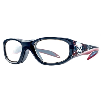 F8 by Liberty Sport Audio Skull Eyeglasses