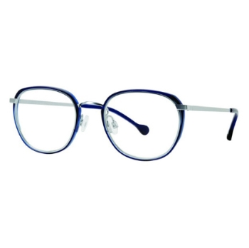 Red Rose Asti Eyeglasses