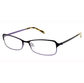 Red Raven Wagner Eyeglasses
