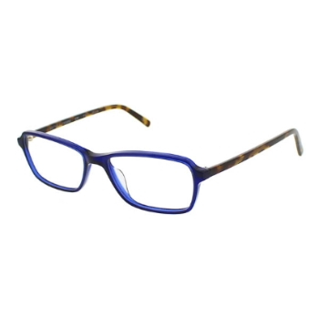 Red Raven Wildcat Peak Eyeglasses