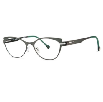 Red Rose Ferrara Eyeglasses