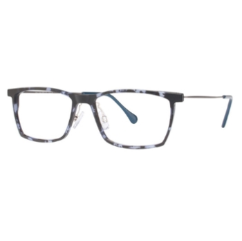 Red Rose Giovanni Eyeglasses
