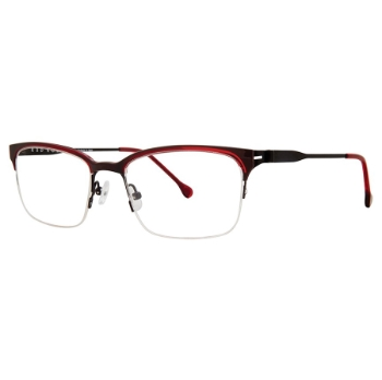 Red Rose Prato Eyeglasses
