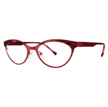 Red Rose Venice Eyeglasses