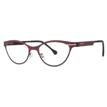 Red Rose Verona Eyeglasses