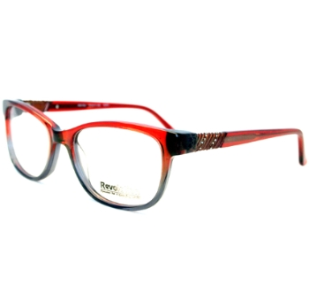 Revolution w/Magnetic Clip Ons REV784 w/Magnetic Clip-on Eyeglasses
