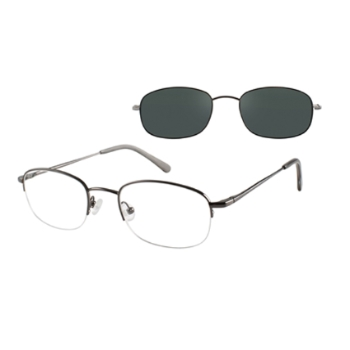 Revolution w/Magnetic Clip Ons REV450 w/Magnetic Clip-on Eyeglasses