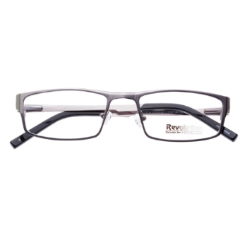 Revolution w/Magnetic Clip Ons REV729 w/Magnetic Clip-on Eyeglasses
