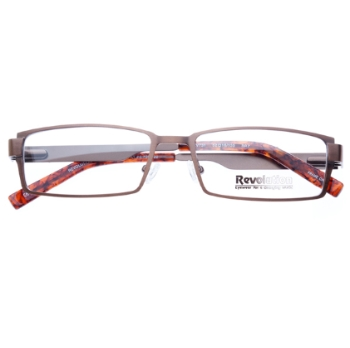Revolution w/Magnetic Clip Ons REV731 w/Magnetic Clip-on Eyeglasses