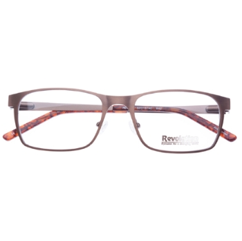 Revolution w/Magnetic Clip Ons REV733 w/Magnetic Clip-on Eyeglasses
