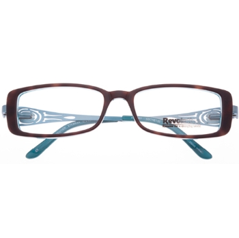 Revolution w/Magnetic Clip Ons REV763 w/Magnetic Clip-on Eyeglasses