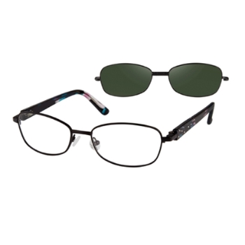 Revolution w/Magnetic Clip Ons REV797 w/Magnetic Clip-on Eyeglasses