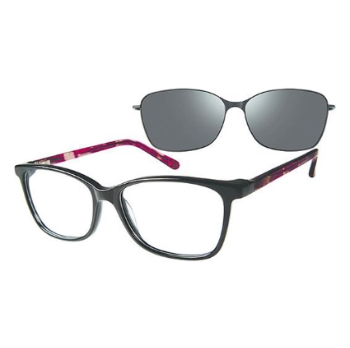 Revolution w/Magnetic Clip Ons Savannah w/Magnetic Clip-on Eyeglasses