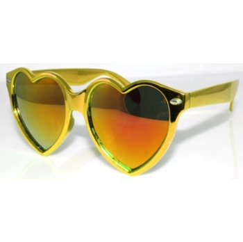 Rock Star Heart Attack Sunglasses