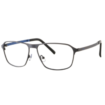 J K London Rotherhithe Eyeglasses