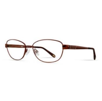 Eyeglasses Safilo Emozioni 4353//N 0NBR Brown