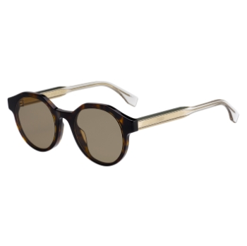 Fendi Men Ff M 0069/G/S Sunglasses