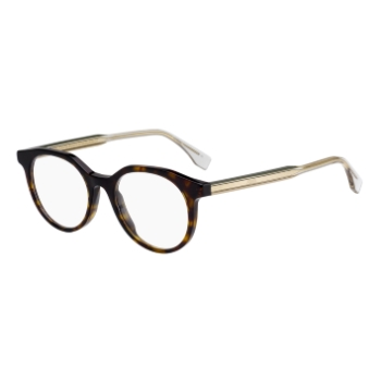 Fendi Men Ff M 0078 Eyeglasses