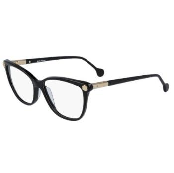 2882cead74 Salvatore Ferragamo Blue Eyeglasses