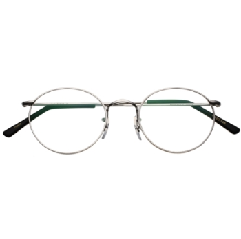Savile Row Shallow Panto Eyeglasses