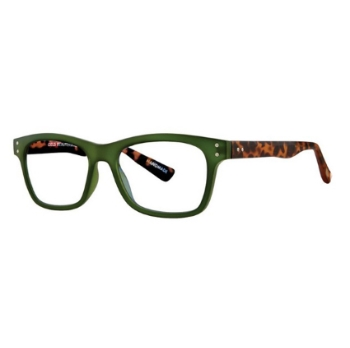 Scojo New York Readers Bookman Eyeglasses
