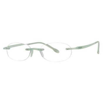 Scojo New York Readers Gels Frosted Eyeglasses
