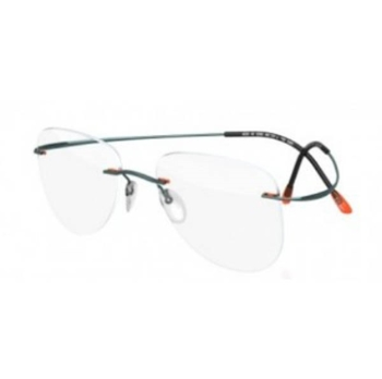 Silhouette 5487 (5490 Chassis) Eyeglasses