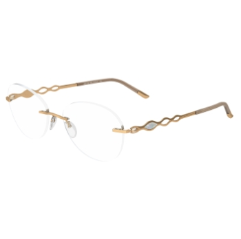 Silhouette DE (5512 Chassis) Eyeglasses