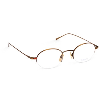 Simple Native Eyeglasses