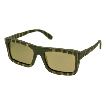 Spectrum Wood Garcia Sunglasses
