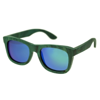 Spectrum Wood Hamilton Sunglasses